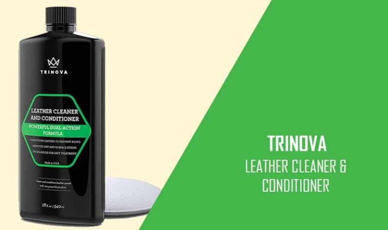TriNova Leather Cleaner & Conditioner