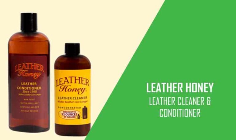 LEATHER HONEY Best Car Leather Cleaner and Conditioner